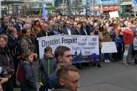 Dresden, Respekt!